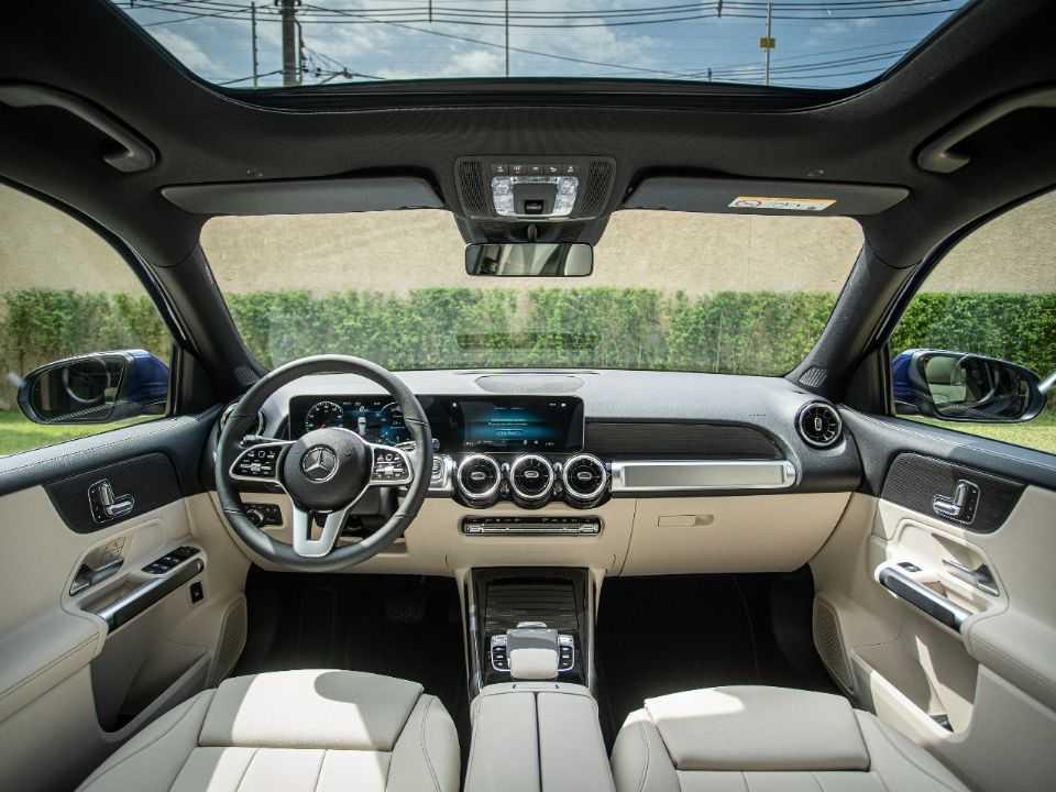 Mercedes-Benz GLB 2021