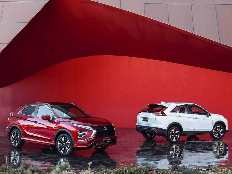 With visual update, Eclipse Cross now has more conventional lines