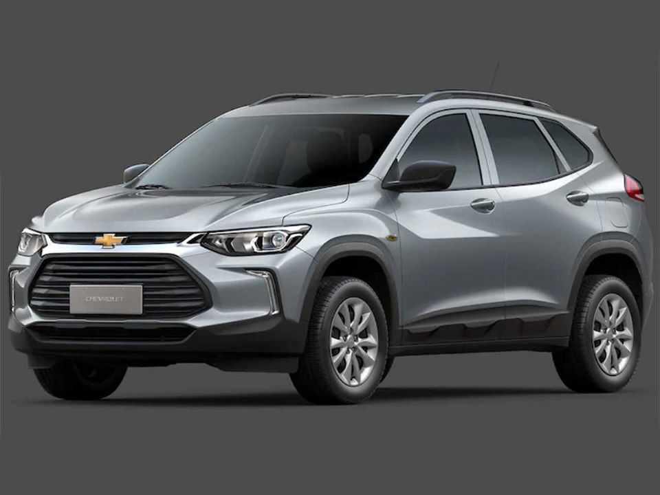 Chevrolet Tracker destinado ao público PcD com o novo catálogo R8C
