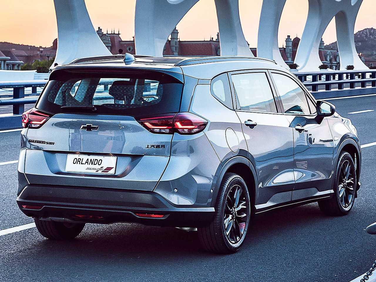 Chevrolet Orlando vendido na China: inspiração para o sucessor do Spin nacional
