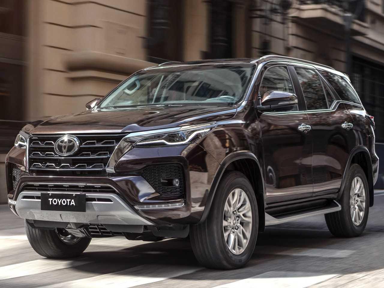 Toyota SW4 2021