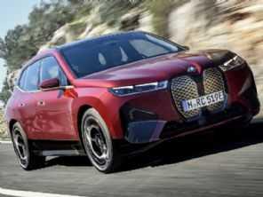 BMW iX: inédito SUV elétrico será o novo modelo mais caro da marca
