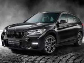 BMW comemora 25 anos no Brasil com série especial do X1