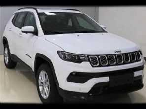 Primeiras imagens: facelift para o Jeep Compass vaza na China