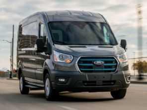 Ford Transit: retornando ao Brasil, van já aparece no site da marca
