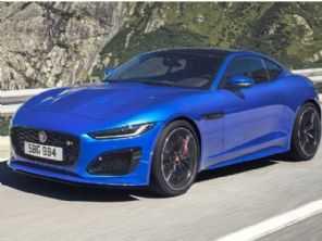 Novo Jaguar F-Type é lançado no Brasil