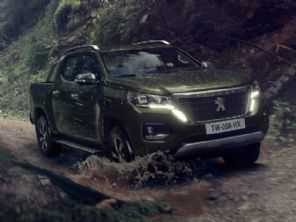 Peugeot Landtrek ''não deve nada para Hilux e Frontier'', dizem mexicanos