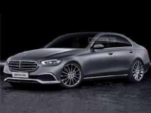 Projeção: site russo antecipa a próxima geração do Mercedes-Benz Classe C