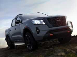 Facelift para a Nissan Frontier é revelado; estreia na região será em 2021