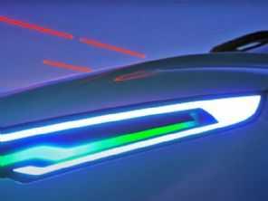 Renault Kiger tem visual parcialmente revelado em teaser