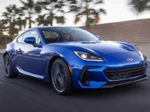 Aprimorando sua proposta consagrada, nova geração do Subaru BRZ é revelada nos EUA