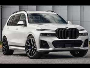Novo BMW X7 pode ficar ainda mais polêmico