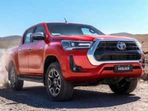 Toyota Hilux híbrida pode virar realidade em breve