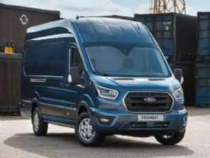 Ford Transit voltará ao Brasil e região com produção no Uruguai