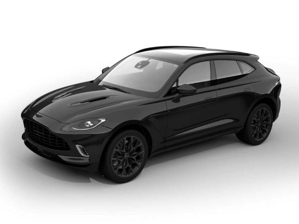 Aston Martin DBX ?130 William Adjaye Special Edition?