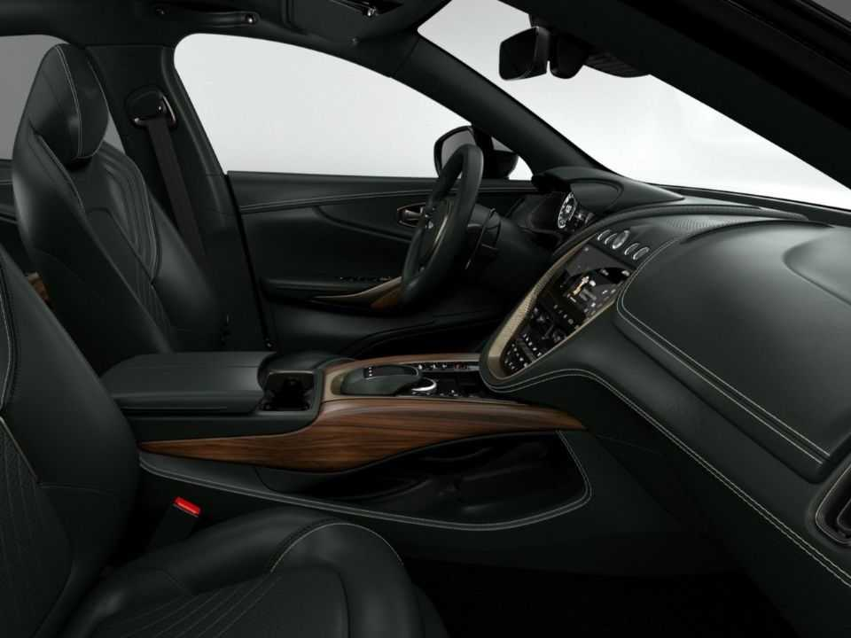 "Aston Martin DBX ""130 William Adjaye Special Edition"""
