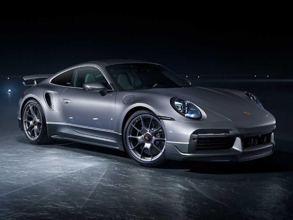 Duet Porsche 911 Turbo S