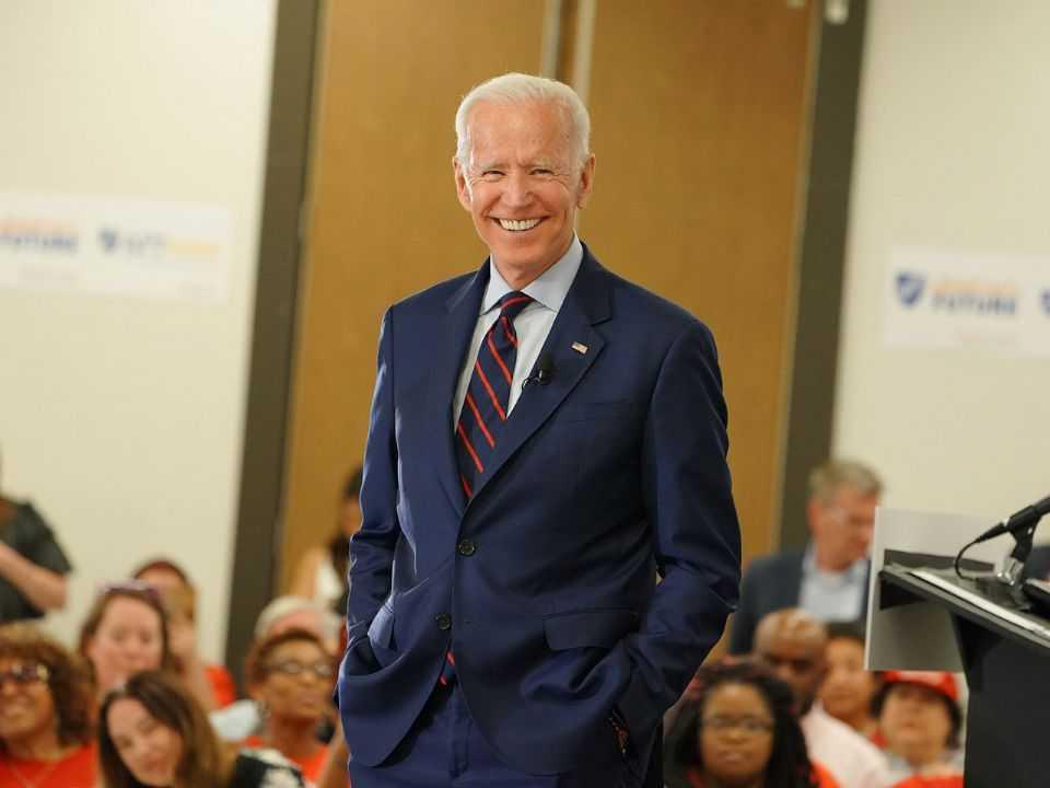 Joe Biden, eleito o 46º presidente dos Estados Unidos