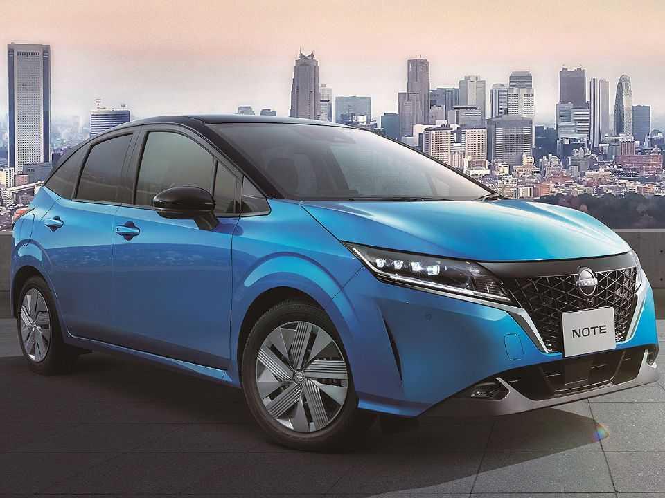 Terceira geração do Nissan Note