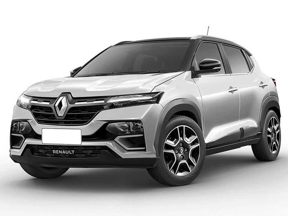 Projeção de Kleber Silva para a versão final do Renault Kiger