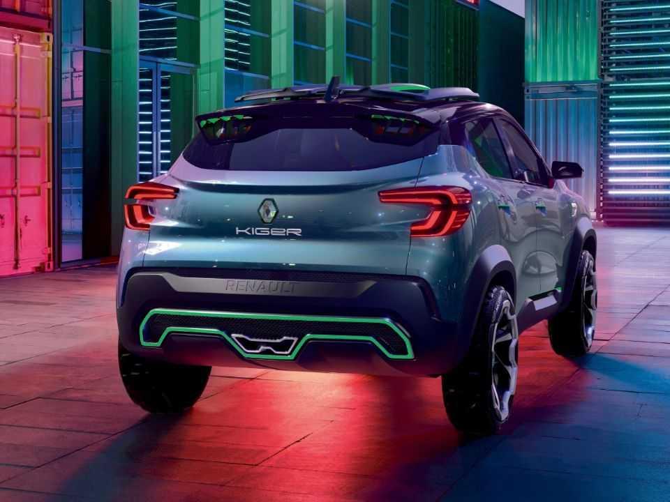 Renault Kiger 2020