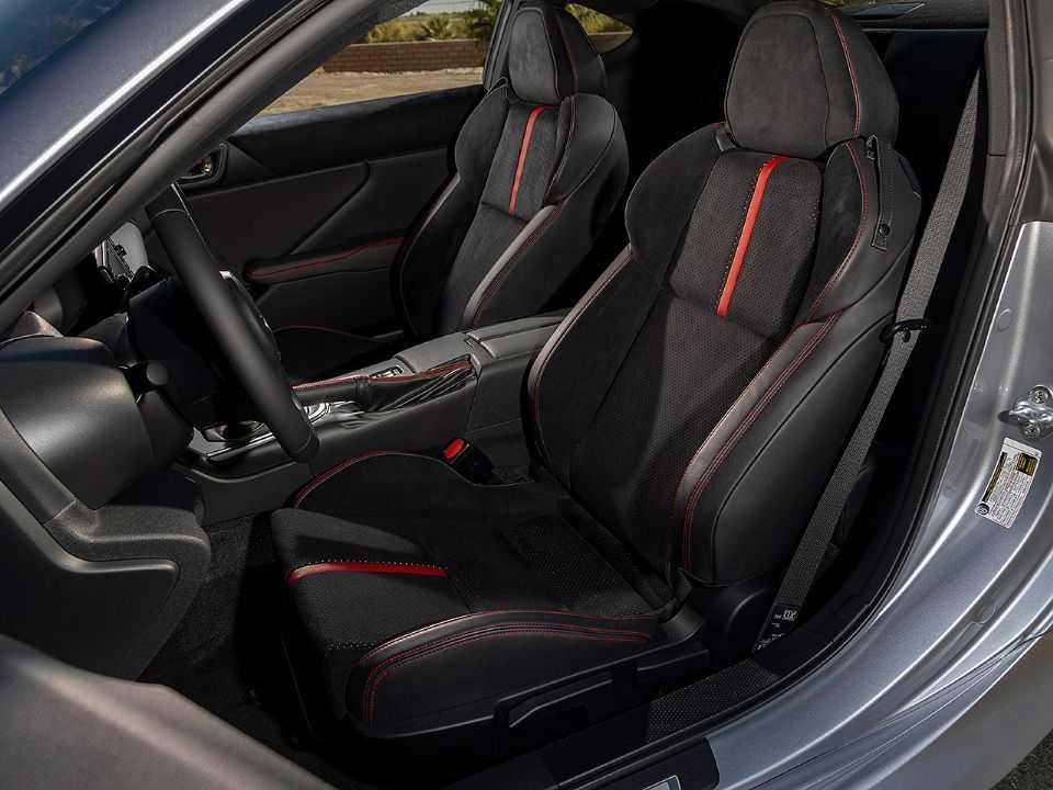 Subaru BRZ 2022
