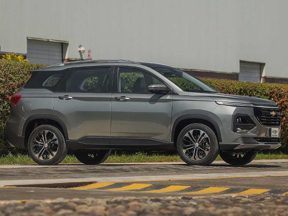 Chevrolet Captiva: será que o modelo retorna ao Brasil?