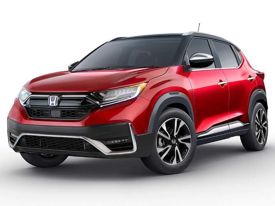 Projeção de Kleber Silva para o inédito Honda ZR-V