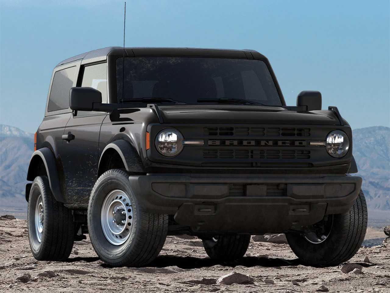 Ford Bronco Base