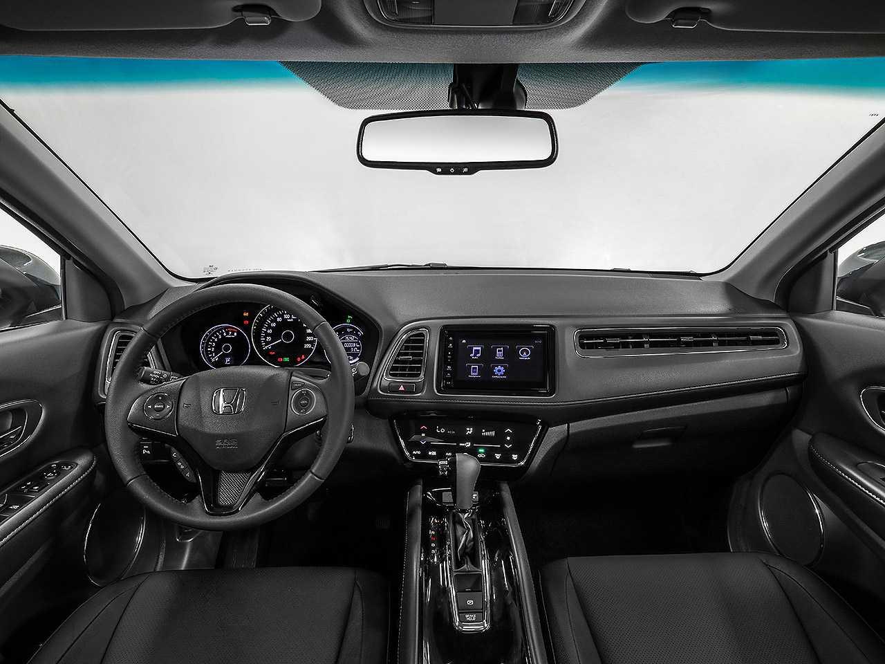 HondaHR-V 2021 - painel