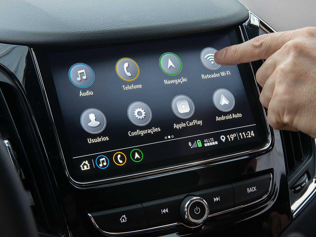 Tendência é que o Wi-Fi nativo ganhe força entre os carros nacionais