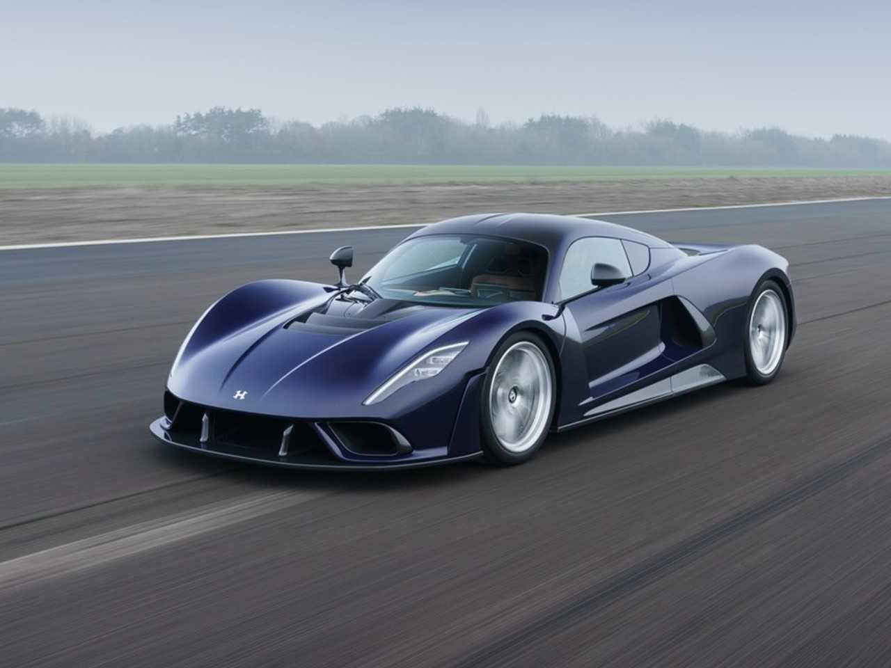 Hennessey revela o Venom F5, que pode chegar a 500 km/h - AUTOO