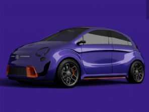 Já imaginou como serão os carros da fusão da Fiat, Peugeot e cia? Esse designer sim