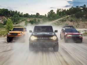 Confirmado: Ford Bronco estreia no Brasil em maio