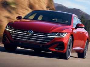 Arteon: o mais belo Volkswagen no momento?