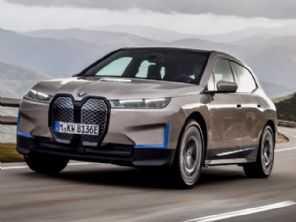 Um em cada cinco carros da BMW será elétrico em 2023, diz marca