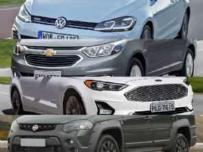 Esses carros deram adeus ao Brasil em 2020. Será que farão falta?