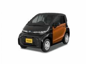Carro elétrico ''mais barato'' da Toyota custa R$ 83 mil