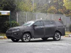 Desenvolvido no Brasil, novo Jeep 7 lugares será vendido na Europa