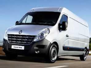 Veículos utilitários: Renault Master Furgão é o modelo que menos perde valor