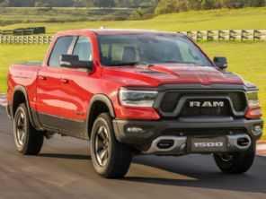 ''Muscle truck'', Ram 1500 Rebel estreia no Brasil por R$ 419.990
