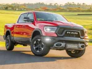 Ram não tem nos planos uma opção diesel para a 1500 no Brasil