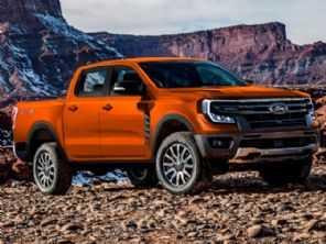 Escanteado pela Ford, Brasil compra o dobro de Ranger do que Argentina