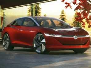 Sucessor do Passat? VW prepara sedan elétrico com 700 km de autonomia