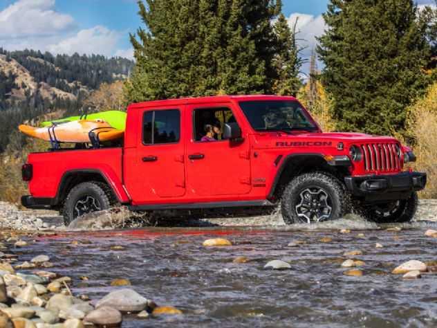 Cotada para o Brasil, Jeep Gladiator terá opção híbrida 4xe