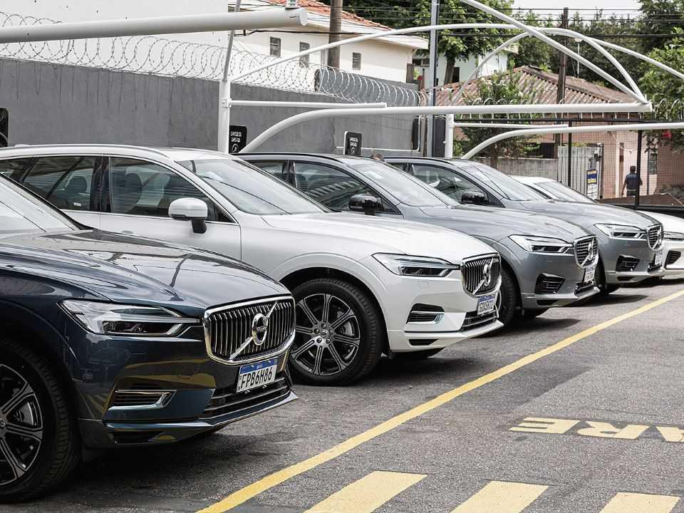 Volvo Lovers: marca vai emprestar gratuitamente carros híbridos
