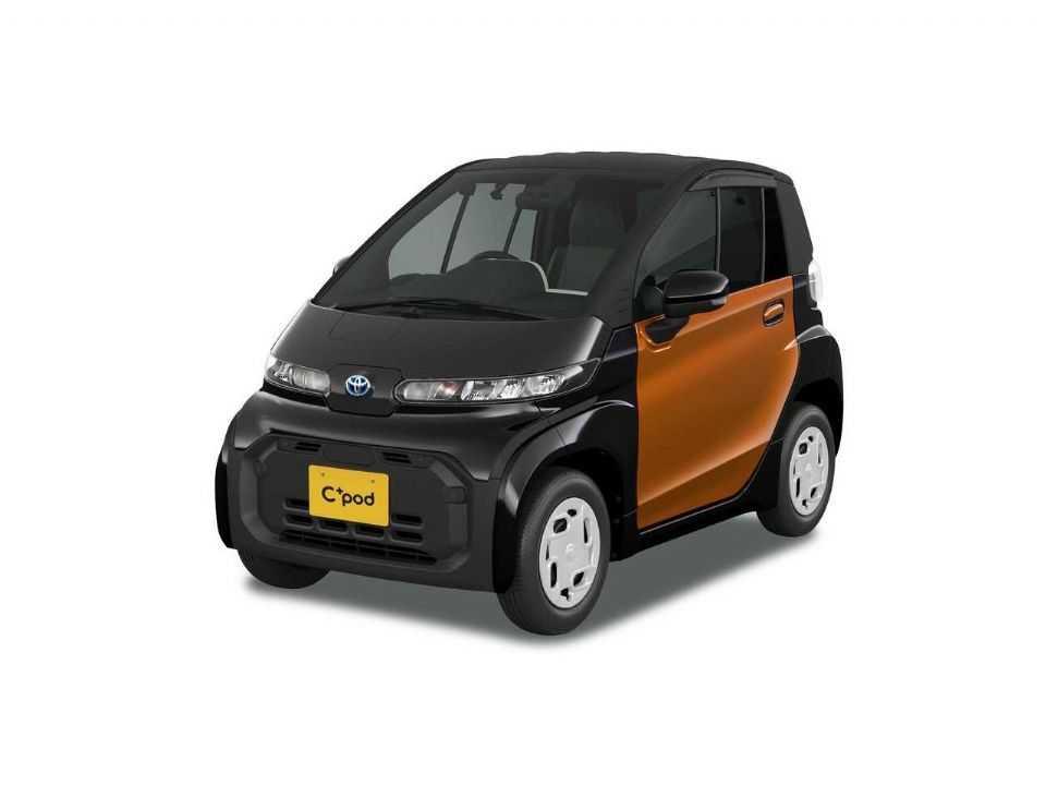 Toyota C Pod 2021