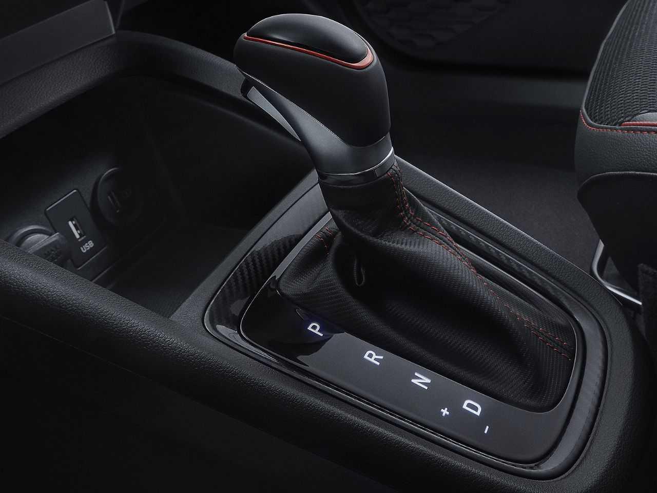 HyundaiHB20 2020 - câmbio