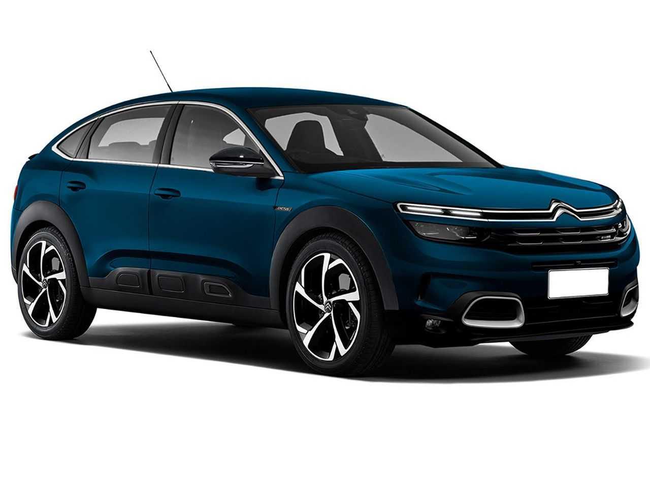 Projeção de Kleber Silva para o futuro Citroën C4 2021