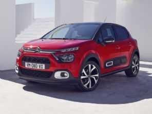 Citroën dá nova cara ao C3 europeu